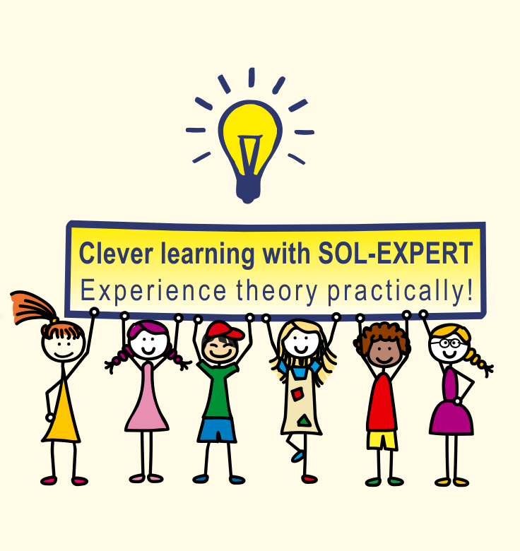 Clever learning with SOL-EXPERT-GROUP