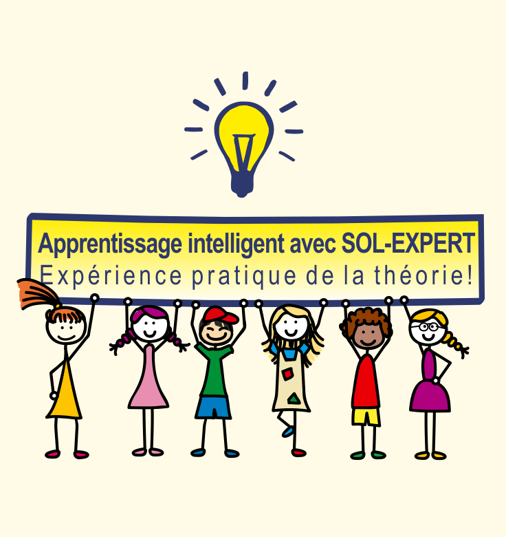 Apprentissage intelligent aved SOL-EXPERT-GROUP
