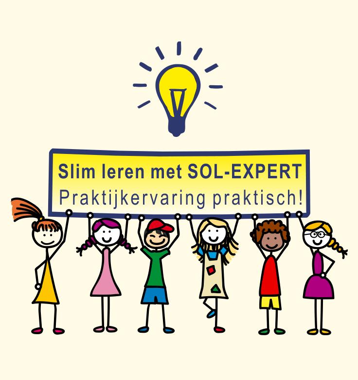 Slim leren met SOL-EXPERT-GROUP
