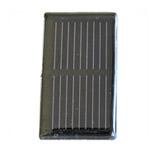 Solar cells for soldering