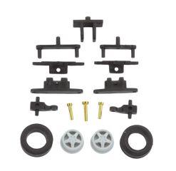 Lenkungsbausatz für 1:87 PKW mit Reifen