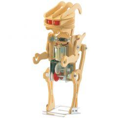 Holzbausatz Roboter