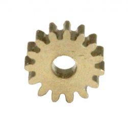 Zahnrad, 15 Zähne, Modul 0.2