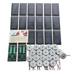 Klassensatz Solarantrieb basic - mit Schraubanschluss