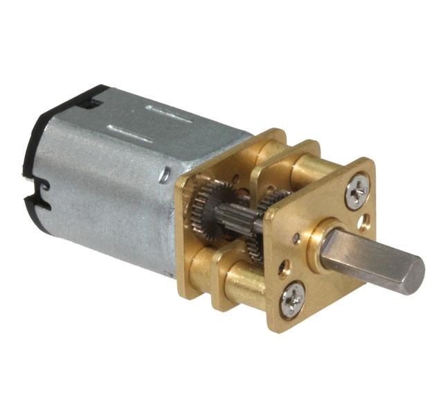 G100-12 Motor mit Metallgetriebe, für 12 V Betrieb