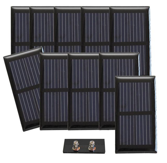 Solarmodul SM33010S, vergossen, 10er Set