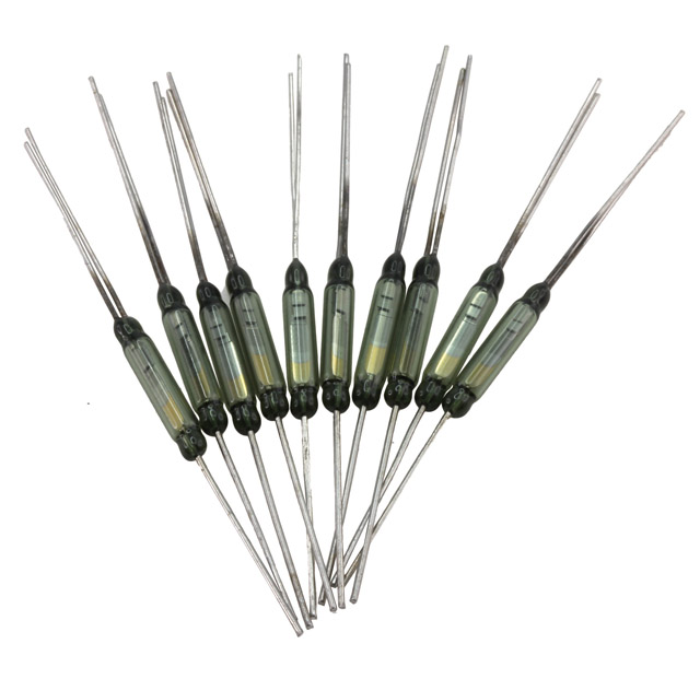 Reed contact, set of 10