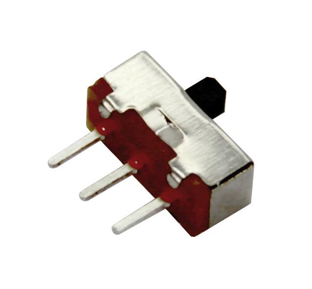 Mini-Schiebschalter SUM4, voll verkapselt