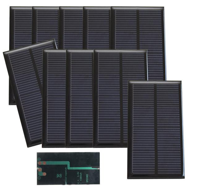 Solarmodul SM2380L, vergossen, 10er Set