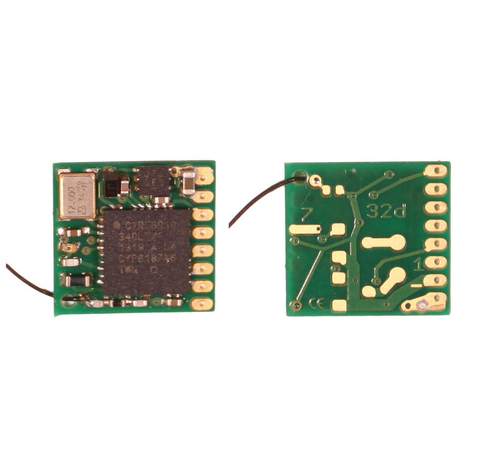 2.4 GHz Empfänger 9 Kanal RX32D
