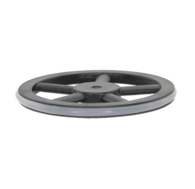 Leichtlaufrad, 40 mm Durchmesser, 12-er Set