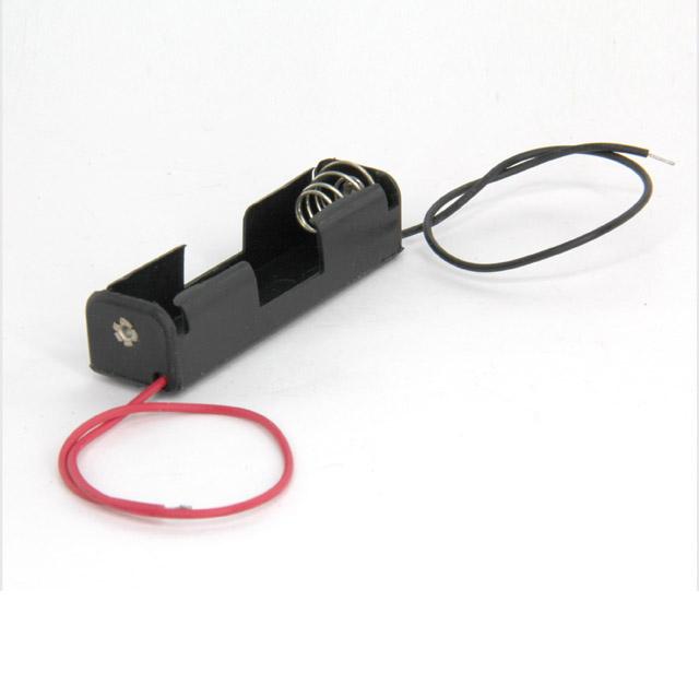Batterie oder Akkuhalter für Typ Mignon AA, 4er-Set