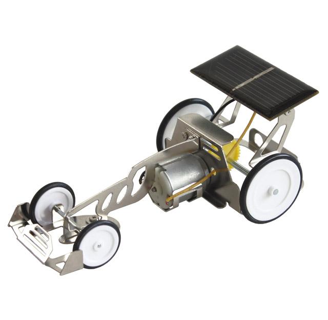 Solar Metall Rennwagen, Bausatz