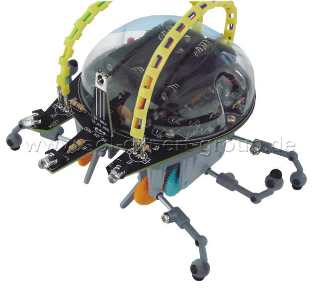 Elektronik Lötbausatz Roboter Escape Robot Kit, Bausatz