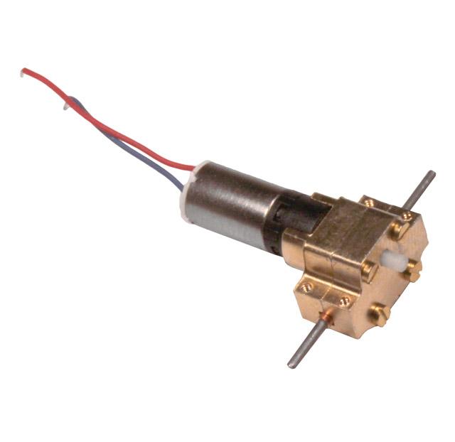 Mikrogetriebe G95 für 1:87 LKW-Antriebe und mehr, fertig montiert