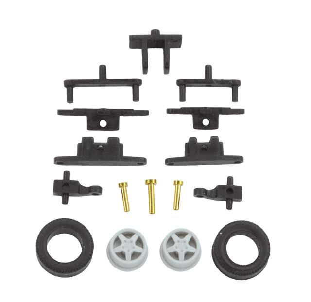 Steering kit for 1:87 cars