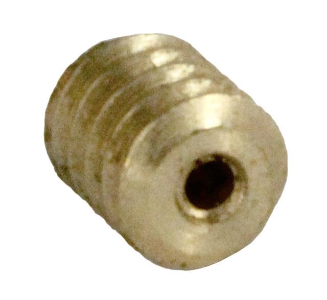 Schnecke S7, Modul 0.2, Bohrung 0.7 mm