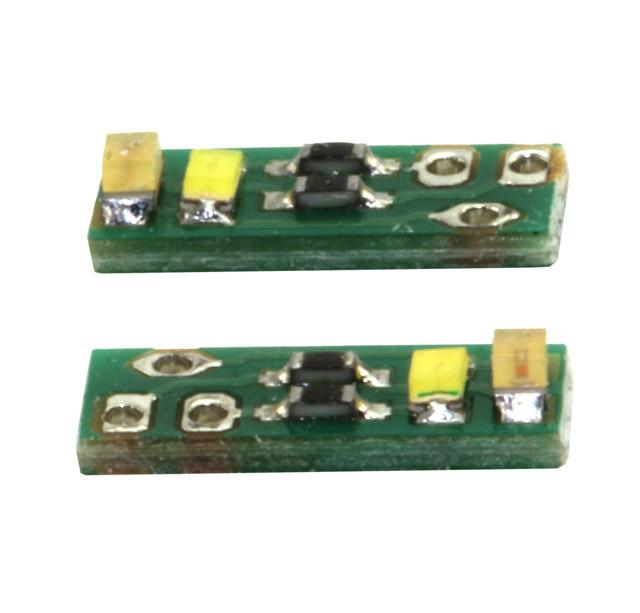 Uitgeruste lichte drager voor 1:87 vrachtwagen / voorkant