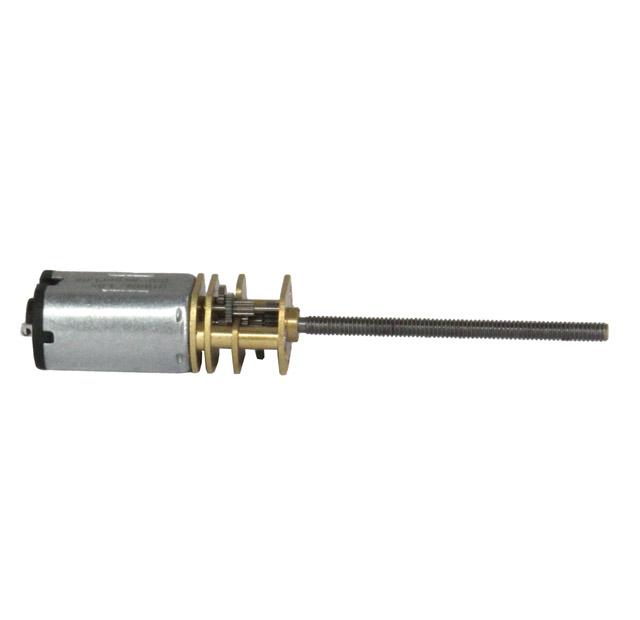 Mirko-Getriebe G100M, 1:100 mit M2 Gewindestange