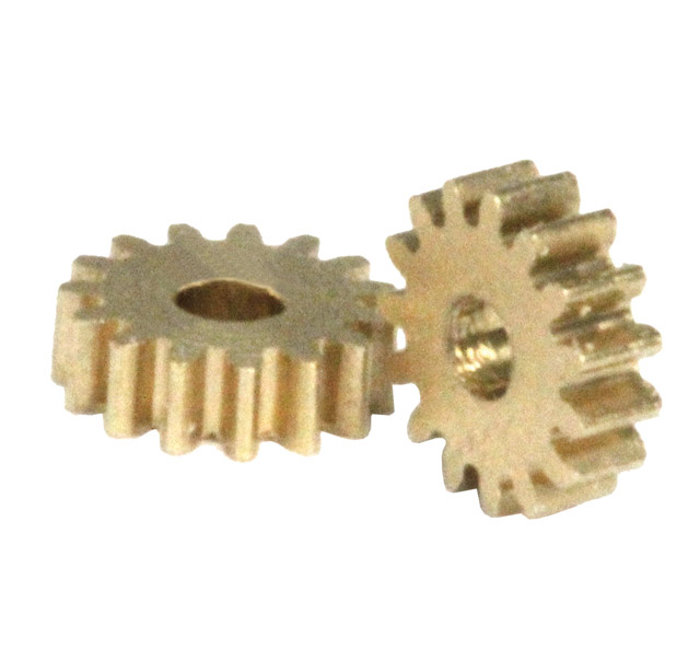 Gear, 15 teeth, module 0.2