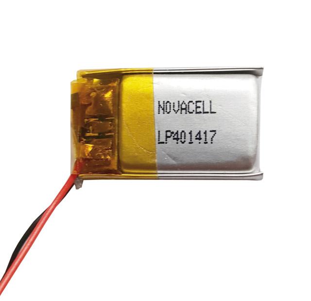 Batterie lithium polymère, 70 mAh