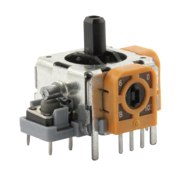 Robuster Joystick für den Bau eigener Sendeanlagen