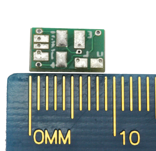 ERMIKRO - one of the smallest speed controllers in the world!