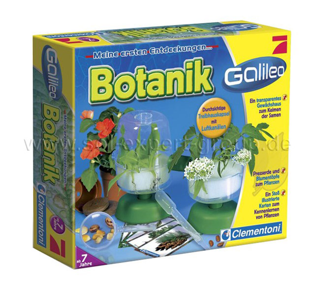 Botanik Basis Set