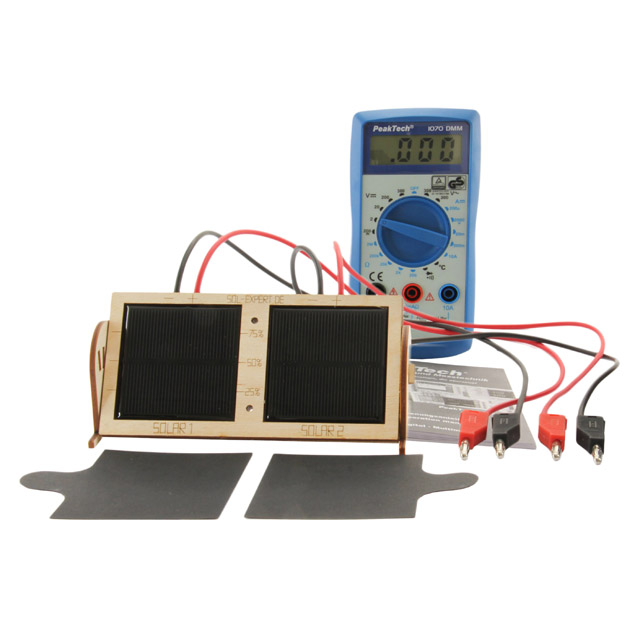 Photovoltaik - Schülerexperimentierset