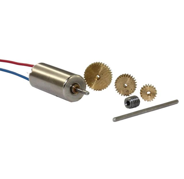 Mikro-Schneckengetriebe-Bausatz