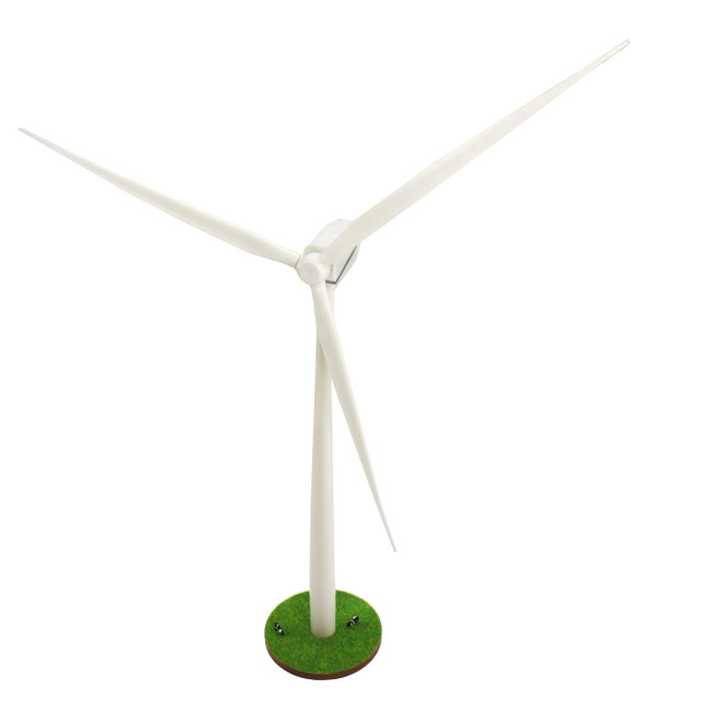 Windanlage Standmodell