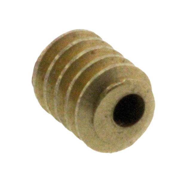 Schnecke S1, Modul M0.2, Bohrung 1 mm