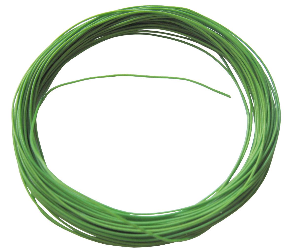 Litze grün