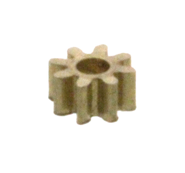 Gear, 9 teeth, module 0.2