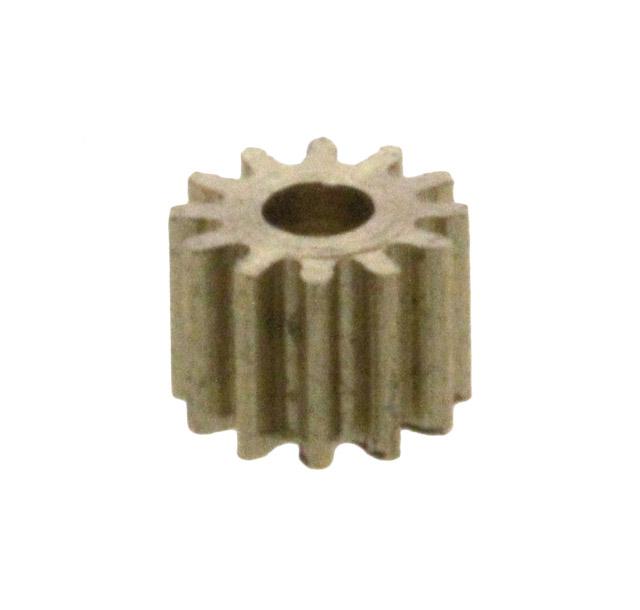 Zahnrad, 12 Zähne, Modul 0.2