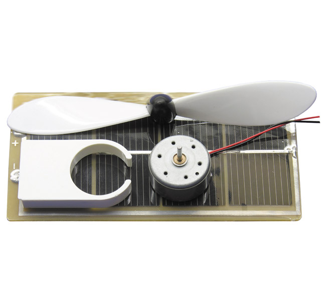 Solar-Ventilator Bausatz