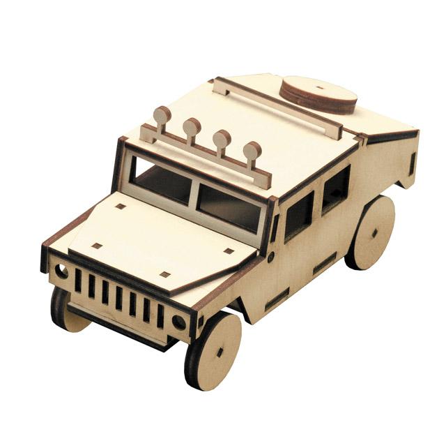 Holzauto Hummer
