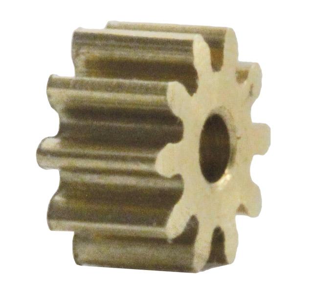 Zahnrad, 10 Zähne, Modul 0.3, Z1023