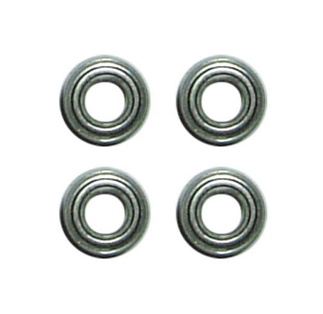 4-piece set K1 ball bearings inside 1 mm