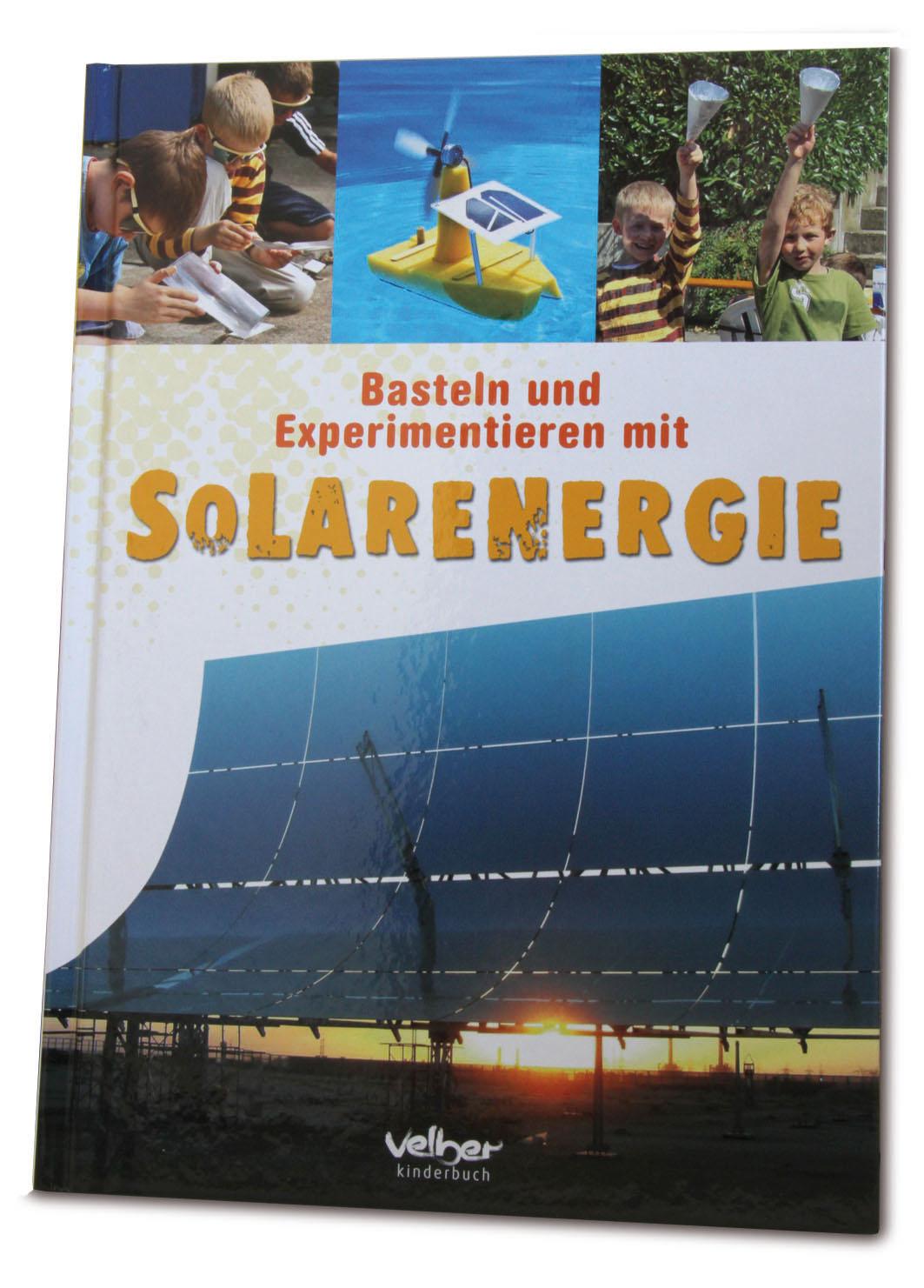 Buch Basteln mit Solarenergie