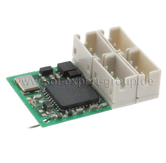 2.4 GHz receiver RX35D7