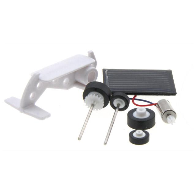 Solar Mini Rennwagen, Bausatz