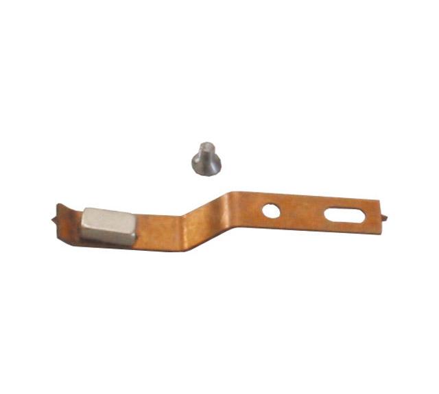 Schleifer, mit Magnet und Schraube