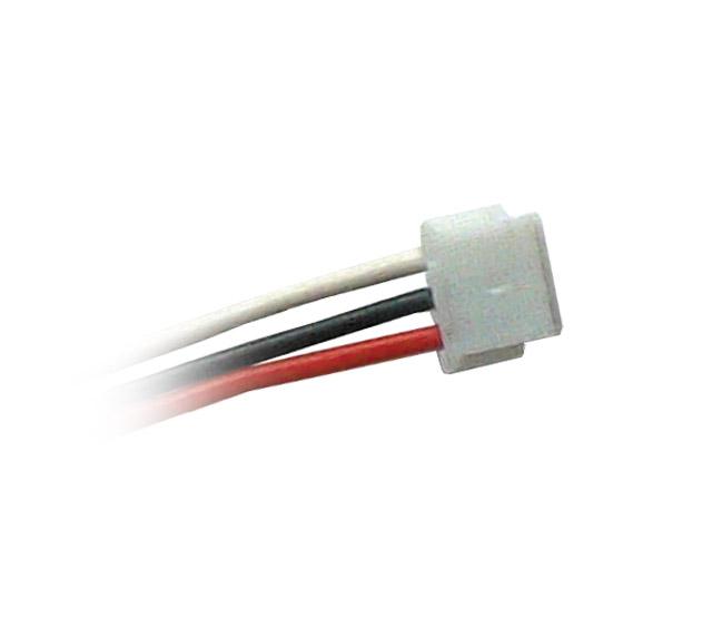 JST-Stecker 3-polig, hochflexibel