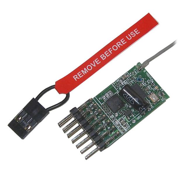 2,4 GHz Sendemodul TX1, 7 Kanal