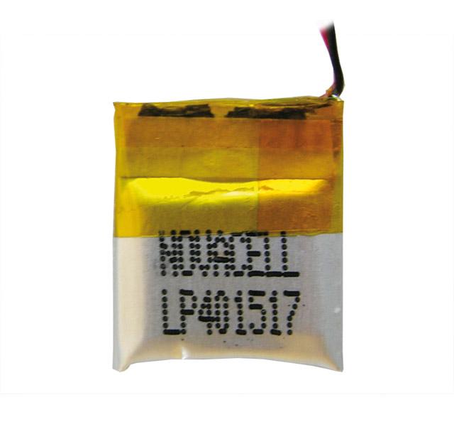 Lithium-Polymer Akku, 100 mAh