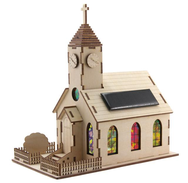 "Solar Kirche ""Harmony"""