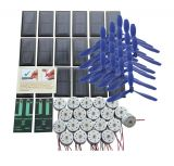 Solar Powered Set Basic Class I – Screw connection with propeller