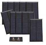 Solarmodul SM238010S, vergossen, 10er Set
