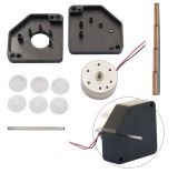 Universele tandwielsamenstel kit G243 met motor